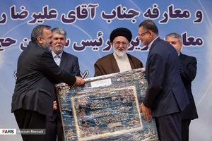 عکس/ مراسم تودیع و معارفه رئیس سازمان حج و زیارت