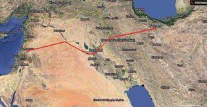 راهاندازی راهآهن ایران-بغداد-دمشق و تاثیرات آن در منطقه