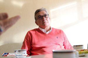 پست برانکو برای سرپرست جدید پرسپولیس +عکس