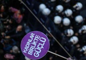 آمار بالای خشونت علیه زنان در ترکیه