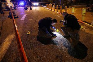 عکس/ تیراندازی خونین در رامالله