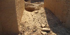 ادامه سرقت آثار باستانی سوریه +عکس