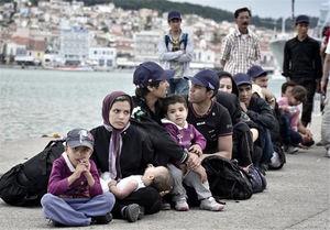 پناهجویان افغانی