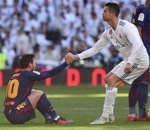 رونالدو: این مسی است که به من نیاز دارد!
