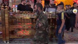 فیلم/ شهید زنده که در ۷۶ عملیات علیه داعش شرکت کرد