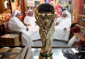 قطر کسی را در جام جهانی ۲۰۲۲ شریک نمیکند