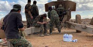 سرقت نفت توسط شبهنظامیان کُرد از میدان نفتی سوریه