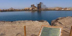 پرده برداری از اسرار رازآلود ترین دریاچه ایران +عکس