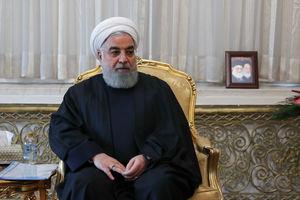 فیلم/ روحانی: صادرات نفت ما بعد از ۱۳ آبان بهتر شد