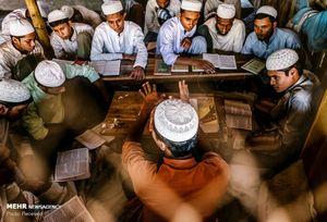عکس/ بازماندگان فاجعه روهینگیا