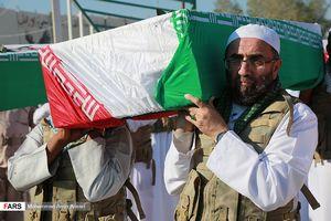 عکس/ ورود پیکر ۷۲ شهید تازه تفحص شده به کشور