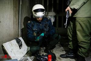 شبی با پلیس پیشگیری تهران