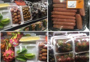 غذای لاکچری نشینهای شمال تهران +عکس