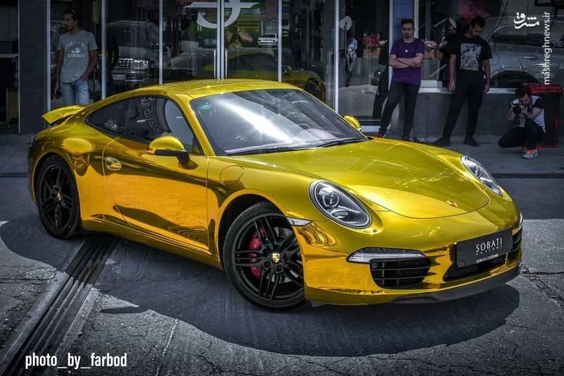 Porsche 911 Carrara S
