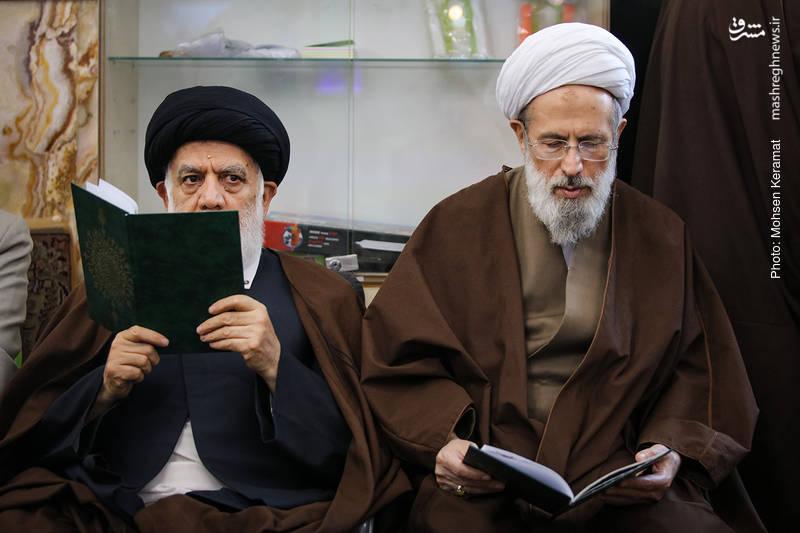 حجت الاسلام محمد محمدی ریشهری، نماینده مردم تهران در مجلس خبرگان رهبری