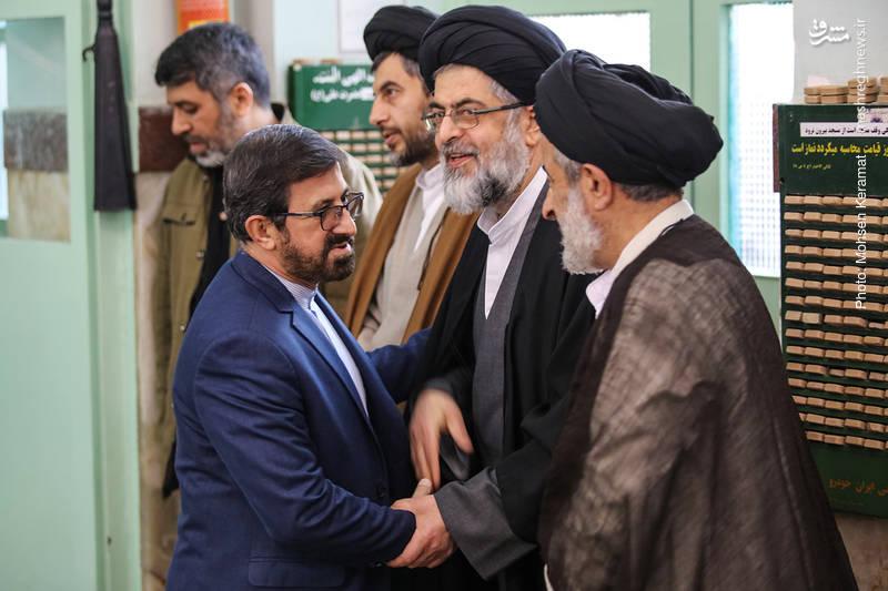 حاج مرتضی طاهری، مداح اهل بیت