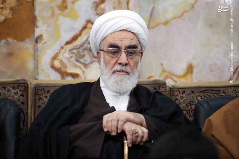 حجت الاسلام محمد محمدی گلپایگانی، رئیس دفتر رهبر انقلاب