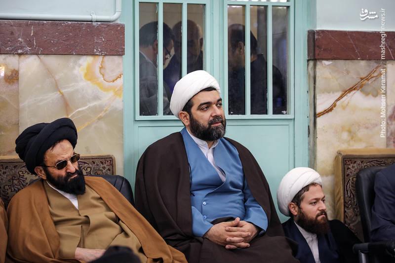 حجت الاسلام شهاب مرادی