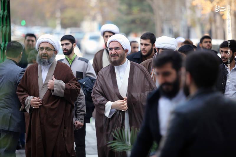 حجت الاسلام محمدجواد حاج علی اکبری، رئیس شورای سیاستگذاری ائمه جمعه