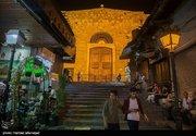 عکس/ شبهای زیبای دمشق