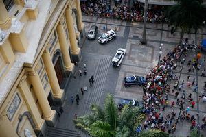 کشته شدن ۴ نفر در کلیسایی در برزیل