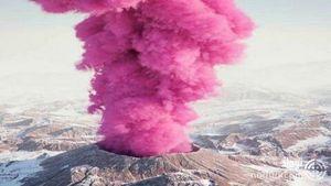 آتشفشانی که دخترها عاشقش هستند! +فیلم