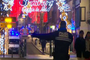 نخستین تصاویر از حمله تروریستی در فرانسه!