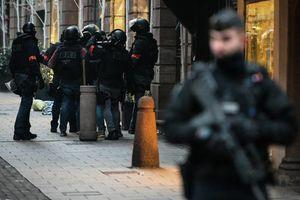 خیابان های استراسبورگ فرانسه امنیتی شد