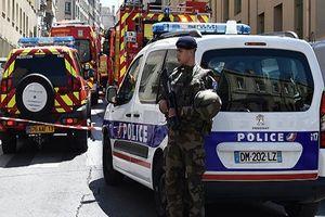 عملیات گسترده پلیس فرانسه در استراسبورگ