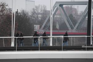 خیابانهای استراسبورگ فرانسه امنیتی شد
