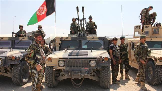 بازپس گیری منطق اشغالی  افغانستان از چنگال طالبان+ نقشه میدانی و تصاویر