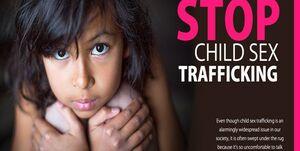 قاچاق کودکان