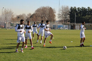 تیم ملی فوتبال «تنها در خانه»!
