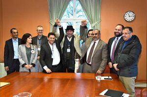 مذاکرات صلح یمن در استکهلم سوئد