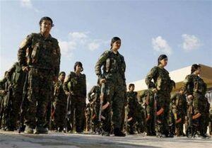 پیوستن صدها جنگجوی کُردی به ارتش سوریه