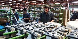 تعدیل ۳۷ درصدی نیروهای قطعهسازان خودرو