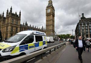 تظاهرات جلیقه زردها در لندن +عکس