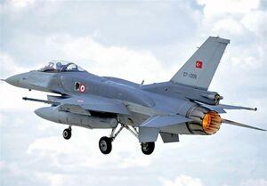واکنش عراق به نقض حریم هوایی توسط ترکیه