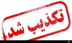 تکذیب خبر توصیه رهبر انقلاب به «رحیمپور ازغدی» و «ضرغامی»