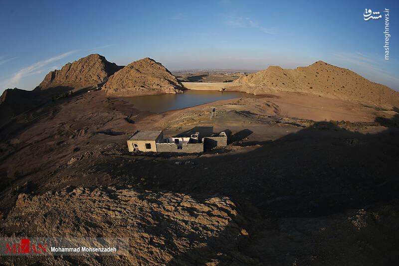 عکس/ قدیمیترین سد قوسی جهان