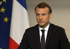 تلاش ماکرون برای بازگرداندن آرامش به جامعه فرانسه