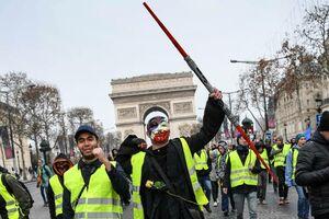 آغاز «پنجمین شنبه» نا آرام در فرانسه