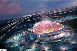 سرنوشت عجیب ورزشگاه فینال جام جهانی قطر +عکس