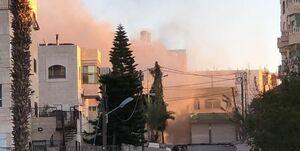یورش نظامیان صهیونیست برای منفجر کردن خانه مادر فلسطینی +عکس فیلم