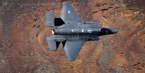 استقرار نخستین اسکادران اف 35 در خاورمیانه