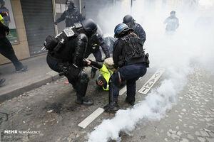آخرین جزئیات از درگیریهای شنبه سیاه در فرانسه