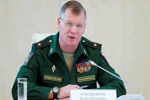 دو نامه مهم وزیر دفاع روسیه به همتای امریکایی