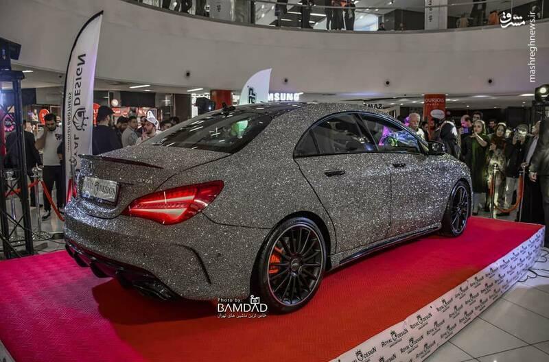 Mercedes Benz CLA45 AMG