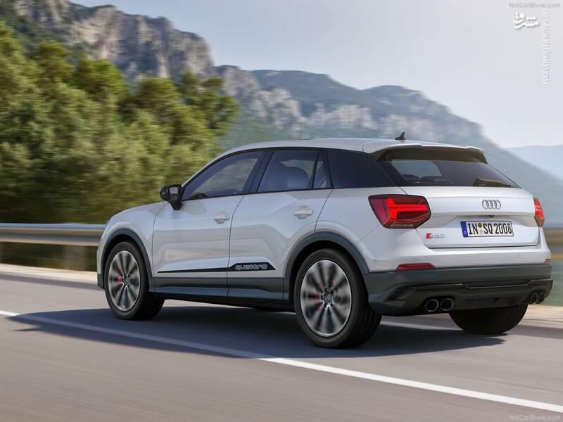 Audi SQ2 (2019)