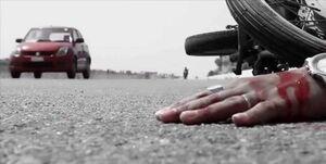 حرکت به صورت دنده عقب حادثه آفرید/ جان باختن راکب موتورسیکلت در بزرگراه یاسینی